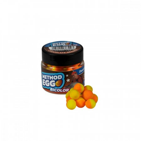 Benzar Mix Method EGG 6-8mm 30ml - Varianta: Med-Jahoda - Červené