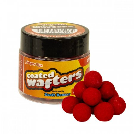 Benzar Mix Coated Wafters 8mm 30ml - Varianta: Cesnak Biela 30Ml