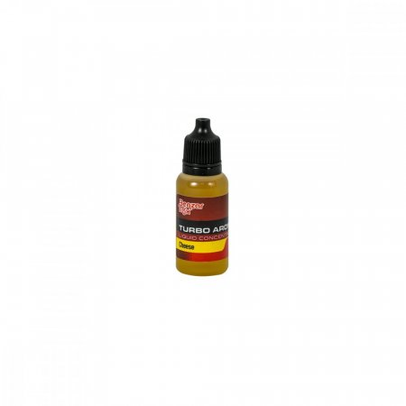 Benzar Mix Turbo Aroma 15ml - Varianta: Jahoda