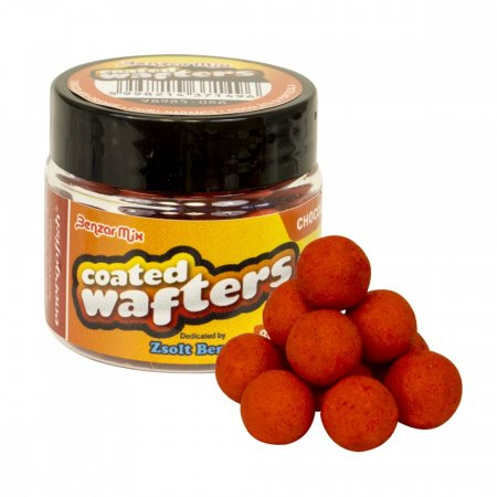 Benzar Mix Coated Wafters 8mm 30ml - Varianta: Green Betaine Zelená 30Ml