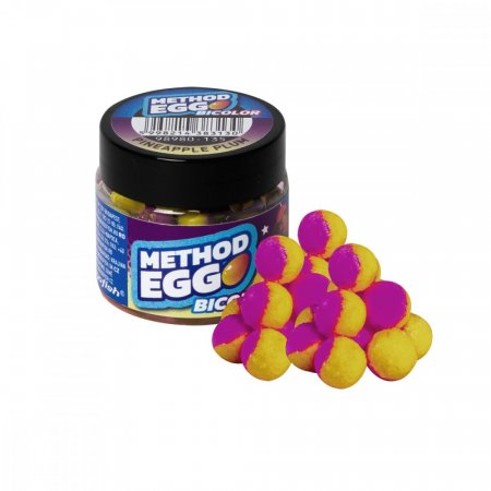 Benzar Mix Method Egg 6-8mm 30ml - Varianta: Betaine-Garlic Zelená