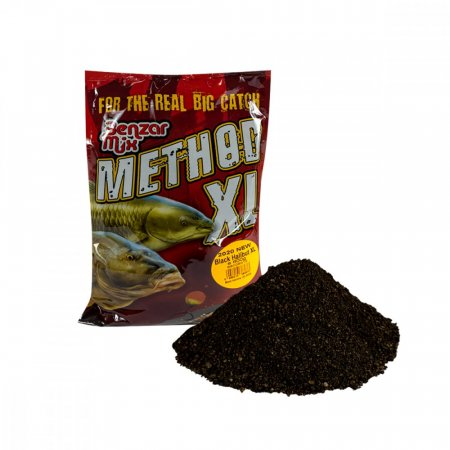 Benzar Mix Kŕmna Zmes Séria Method Mix XL 800g - Varianta: Chilli-Klobása