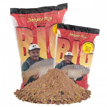 Benzar Mix Big Series - Varianta: Med Ananás 1Kg