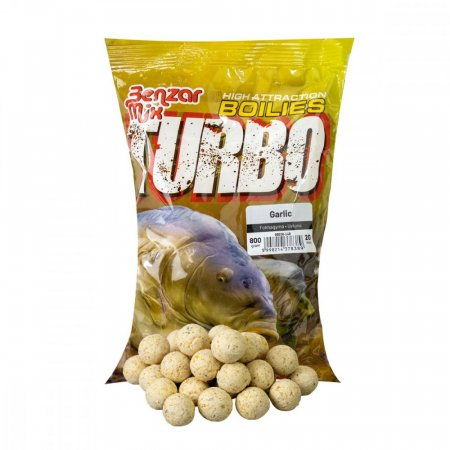 Benzar Mix Turbo Boilies 15mm 800g - Típus: Med