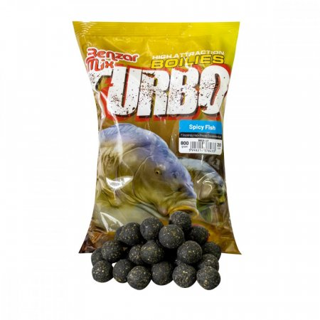 Benzar Mix Turbo Bolies 20Mm 800G - Varianta: Krill