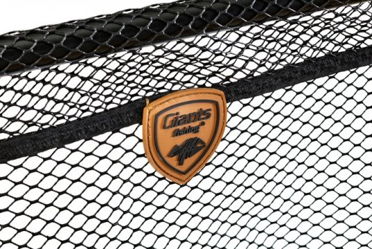 Giants Fishing podberák Deluxe Landing Net Rubber 85x75cm