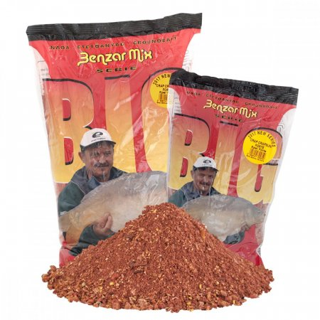 Benzar Mix Big Series - Típus: Jahoda Forte 1Kg
