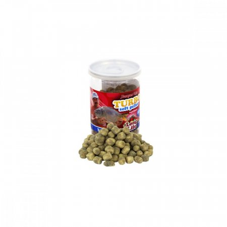 Benzar Mix Turbo Soft Pelety Long Life - Varianta: Cesnak