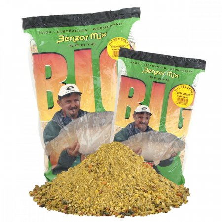 Benzar Mix Big Series - Típus: Cesnak 1Kg
