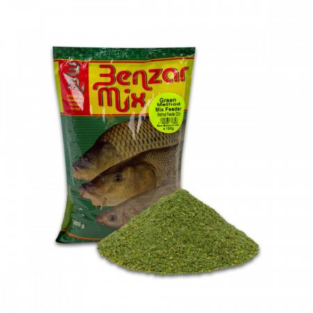 Benzar Mix Method Mix 1kg