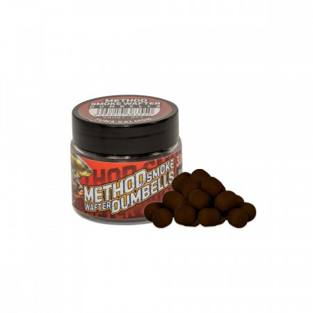 Benzar Mix Method Smoke Wafter Dumbells 6mm - Varianta: Med