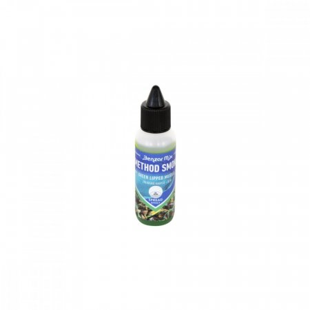 Benzar Mix Method Smoke 50ml - Típus: Smoke Glm 50 Ml
