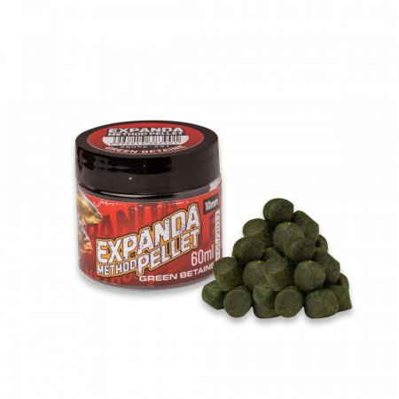 Benzar Mix Pelety Expanda Method - Varianta: 6Mm Green Betain 30Ml