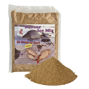 Benzar Mix Ice Mix 500g - Varianta: Red Ice Mix 500G