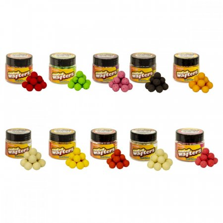 Benzar Mix Coated Wafters 8mm 30ml - Varianta: Slivka Fialová 30Ml